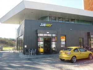 Subway Drive-thru Alkmaar