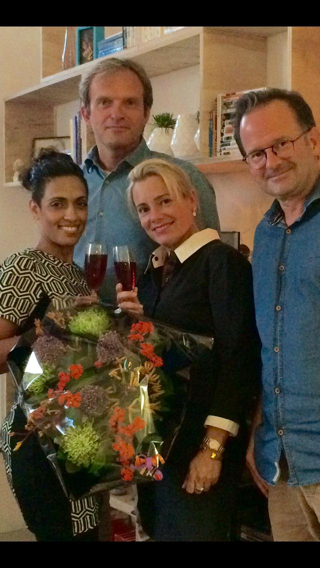 Eerste franchisenemer Bilingual Kids, Sonia Pedregal-Quintanal, tekende 5 jaar bij en gaat nu ook in de regio Apeldoorn van start. Bron: FranchiseFormules.NL