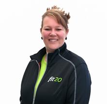 Eigenaar van de fit20-studio in Hilversum is Diana Reijgwart