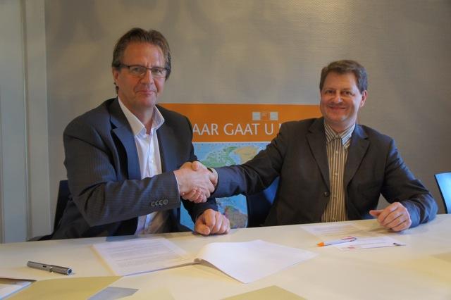 Bert de la Fosse gaat de 11e  EHR vestiging in Noord-Holland (Purmerend) leiden.