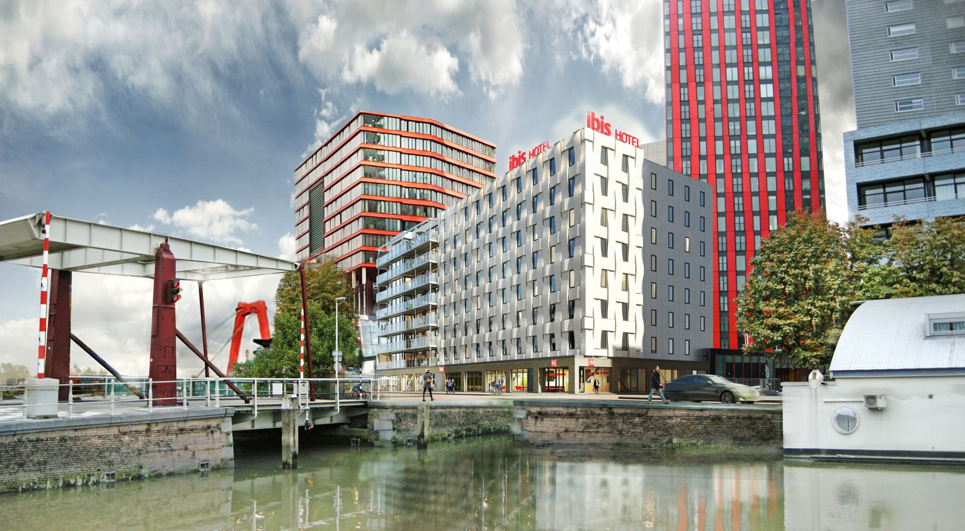 Ibis Rotterdam City Centre officieel geopend. Bron: FranchiseFormules.NL