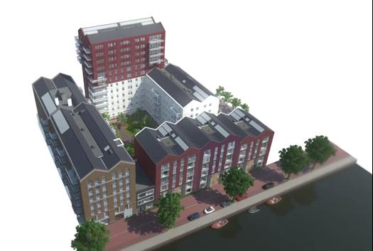 Anne&Max zal zich vestigen in Kwintijn, een nieuw gebouw met woningen en winkels naast de Hallen in Amsterdam-West. De vestiging is gelegen op een hoek, schuin tegenover de ingang van de Hallen, met ruimte voor een mooi terras. Bron: FranchiseFormules.NL