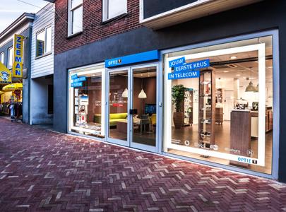 De snelgroeiende telecomretailer optie1 zoekt rasechte ondernemers die hard werken en vertrouwen hebben in lokale kracht. Bron: FranchiseFormules.NL