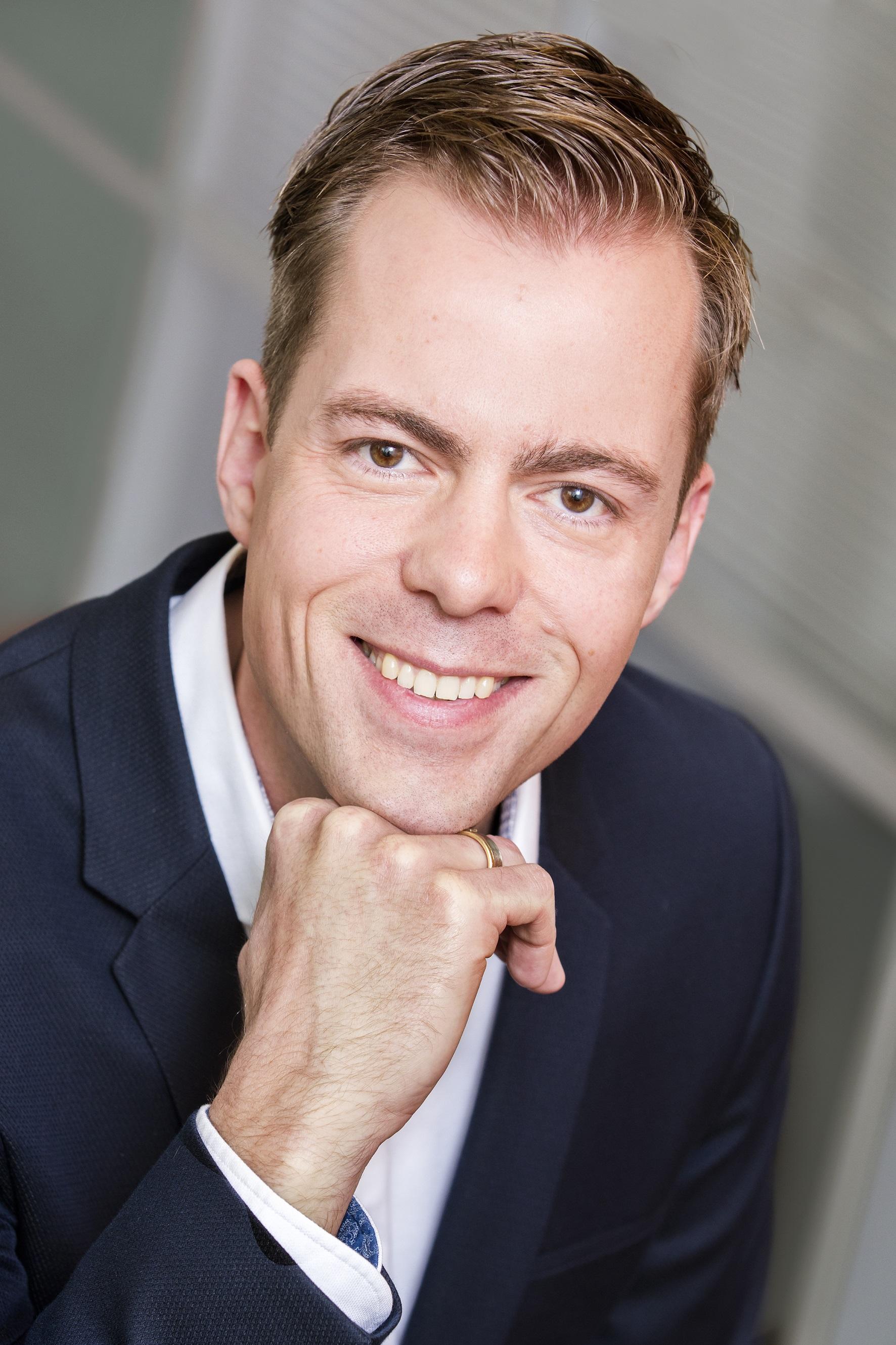 Patrick Tieleman, nieuwe Director Operations McDonald's Nederland. Bron: FranchiseFormules.NL