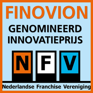 Het doel van de NFV innovatieprijs is om franchiseformules die een uitmuntende prestatie leveren of hebben geleverd op het gebied van innovatie een podium te bieden.
