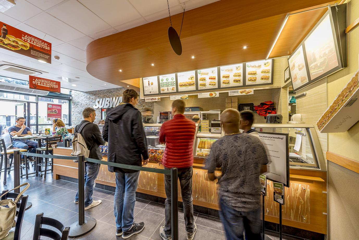 SUBWAY® is altijd op zoek naar nieuwe franchisenemers en goede locaties, in alle Nederlandse provincies. Bron: FranchiseFormules.NL