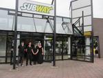 Subway opent shop-in-shop in Woonboulevard Heerlen