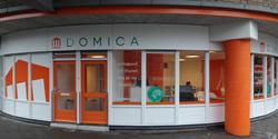 Domica vestiging Rotterdam.