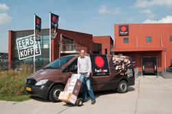 Jeroen Siekman - Fortune hot drinks Amsterdam Zuid