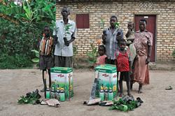 Fortune hot drinks sponsort koffieproject in Oeganda