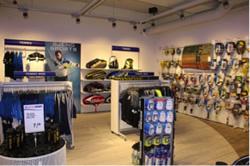 Intersport Eindhoven - Interieur
