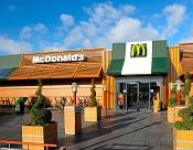 McDonald's Amsterdam Zuid-Oost.