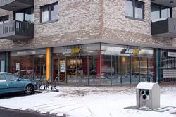 Subway - vestiging Leeuwarden Bilgaard - front