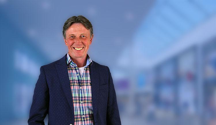 Nico van Loo van start met MOVE retail solutions. Bron: FranchiseFormules.NL