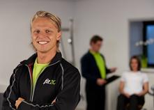 Jeroen Harteveld van fit20 studio Rijswijk