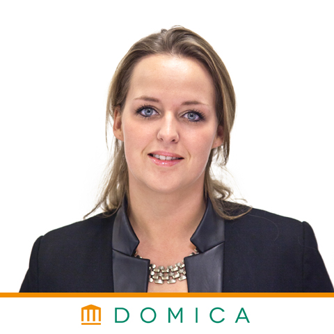 Rianne van Esveld nieuwe franchisenemer Domica Amersfoort. Bron: FranchiseFormules.NL