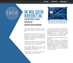 IkWilGeenKrediet.nl