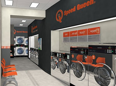 Speed Queen Concept Stores