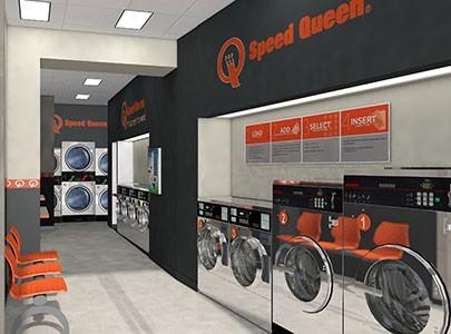 Speed Queen Concept Stores