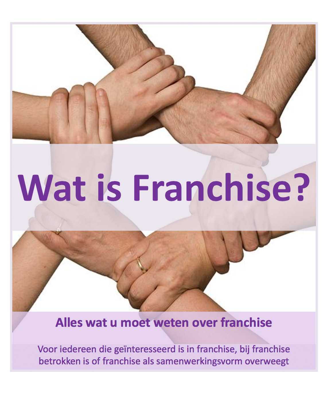 Wat is franchise?