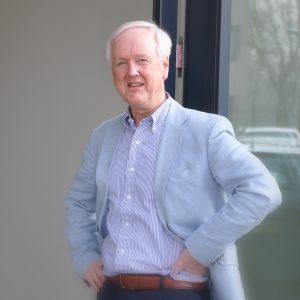 Gerard Gerritsen, partner Voorschoten