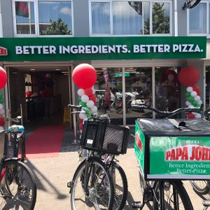 Papa John's opent wederom vestiging in Amsterdam