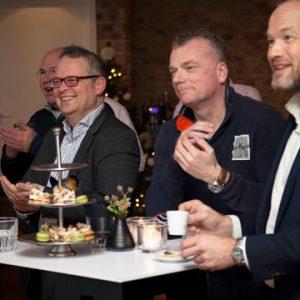 Edwin van Kleef nieuwe franchisepartner Thexton Armstrong