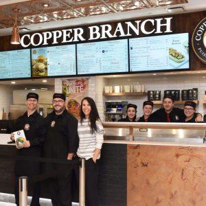 Copper Branch: De voedingsrevolutie begint hier!