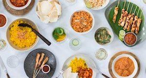 Restaurant Indonesia terug met bezorgformule