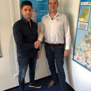 Nieuwe franchisenemer voor Mobile Service Centre in Nijmegen-Kerkenbos