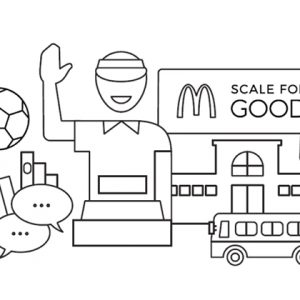McDonald's wil 43.000 leerlingplaatsen creëren in Europa