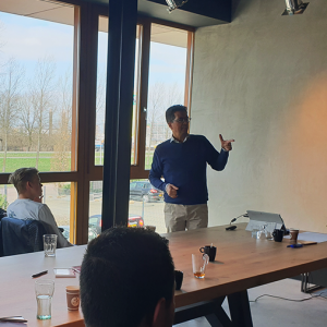Spare Rib Express organiseert 2e Multi Store Management Training