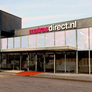 Ter Overname: Matrasdirect.nl Wolvega