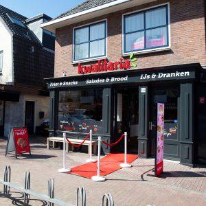 Kwalitaria opent in De Bilt