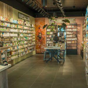 Nieuw concept Vitaminstore Delft