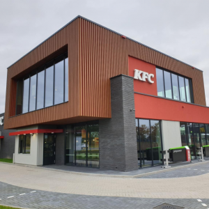 EG Group opent eerste KFC restaurant in Amersfoort