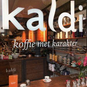 Vijf redenen om nu franchisenemer van Kaldi te worden