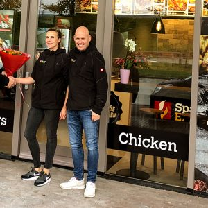 Spare Rib Express blijft groeien en opent 60ste bezorgrestaurant