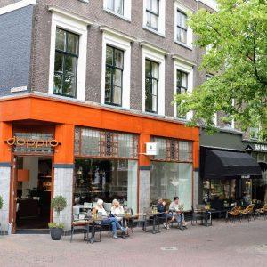 Doppio Espresso Delft deelt gratis cappuccino's uit