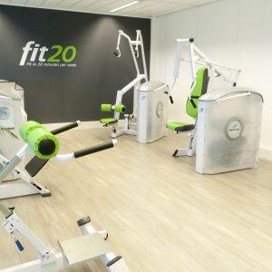 Nieuw in Roermond: fit in 20 minuten per week