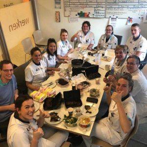 Nederlandse food franchise formules tonen warm hart