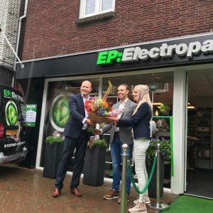 Nieuwe winkel EP:Electropan opent haar deuren