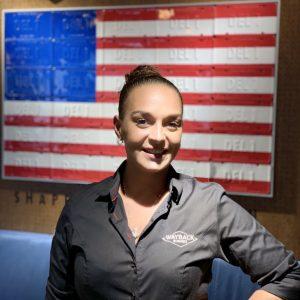 Roxanne Willemse nieuwe restaurantmanager Wayback Burgers Breda